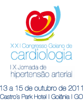 LOGO CONGRESSO - 13 a 15 de Outubro - Castro's Park Hotel - Goiânia