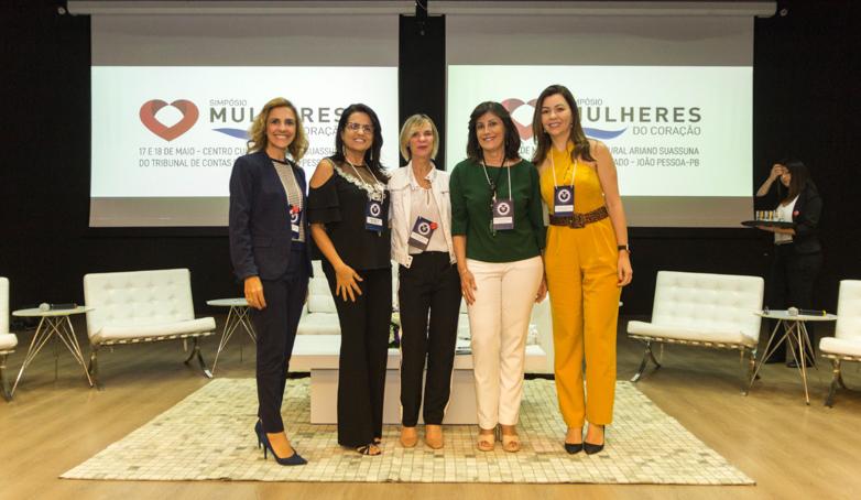 Simpósio Mulheres do Coração - 18/05/2019